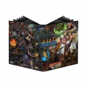 Classeurs et Portfolios Magic the Gathering A4 Pro-binder - Unstable