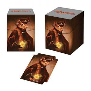 Boites de rangement illustrées  Deck Box Ultra Pro 100+ - Unstable V3 - Earl Of Squirrel Promo - Acc