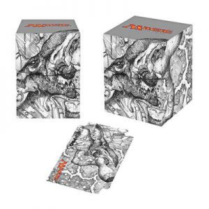 Boites de rangement illustrées  Deck Box Ultra Pro 100+ - Unstable V2 - Very Cryptic Command - Acc