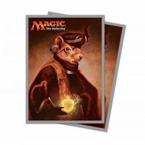Protèges Cartes illustrées Accessoires Pour Cartes Unstable - 120 Pochettes - Earl Of Squirrel Promo