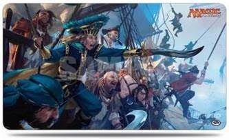Tapis de Jeu  Tapis De Jeu Ultra Pro - Rivals Of Ixalan V1 - Ordre De L'amirale - Acc