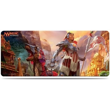 Tapis de Jeu Magic the Gathering Les Combattants d'Ixalan (190cm x 90cm)
