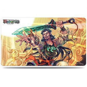 Tapis de Jeu Force of Will Tapis De Jeu Ultra Pro - Playmat - Force Of Will - Guerrier Lumière - Acc