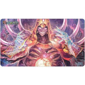 Tapis de Jeu Accessoires Pour Cartes Tapis De Jeu Ultra Pro - Playmat - Force Of Will - Milest, The Invisible Ghostly Flame - Acc