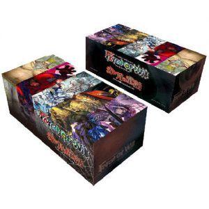 Boites de rangement illustrées Accessoires Pour Cartes Boites De Rangement - Force Of Will - Deck Box - Crimson Moon Fairy Tale - Acc