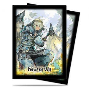 Protèges Cartes illustrées Accessoires Pour Cartes 65 Pochettes Ultra Pro - Force Of Will - Standard Size - Arla - Acc