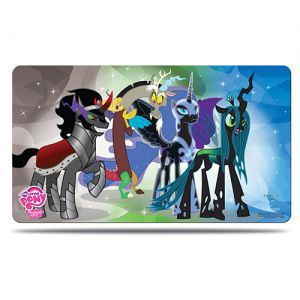 Tapis de Jeu  Playmat - My Little Poney - Villains