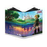 Classeurs et Portfolios Accessoires Pour Cartes Portfolio Ultra Pro - A4 Pro-Binder - The Legend of Zelda - Link Between Worlds - ACC