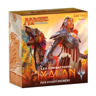 Boosters Les Combattants D'ixalan - Pack d'Avant Première
