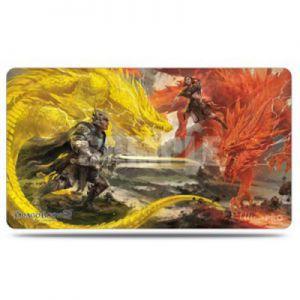 Tapis de Jeu Accessoires Pour Cartes Dragoborne V2