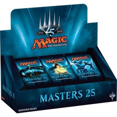 Boites de Boosters Masters 25 - Boite De 24 Boosters