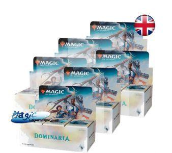 Boites de Boosters Magic the Gathering Dominaria - Carton De 6 Boites De 36 Boosters