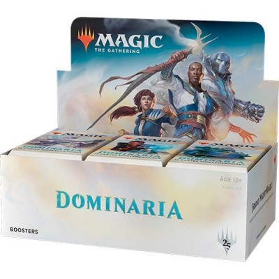Boites de Boosters Magic the Gathering Dominaria - Boite De 36 Boosters