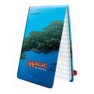 Dés et compteurs Accessoires Pour Cartes Score Keeping Ultra Pro - Mana 5 Island - Life Pad - ACC