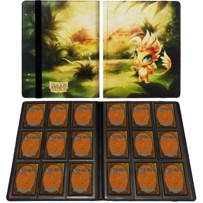 Classeurs et Portfolios Accessoires Pour Cartes Portfolio Dragonshield - A4 Binder 9 Cases - Dorna - ACC