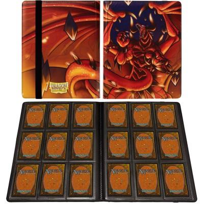 Classeurs et Portfolios Accessoires Pour Cartes Portfolio Dragonshield - A4 Binder 9 Cases - Renndeshear - ACC