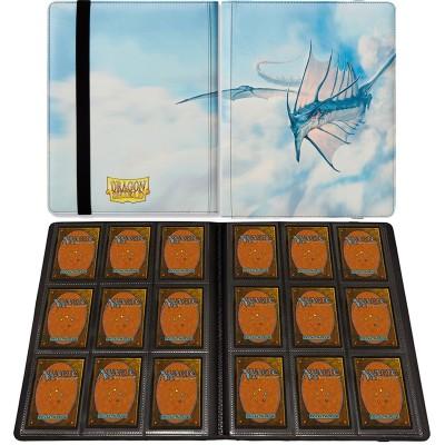 Classeurs et Portfolios Accessoires Pour Cartes Portfolio Dragonshield - A4 Binder 9 Cases - Strata - ACC