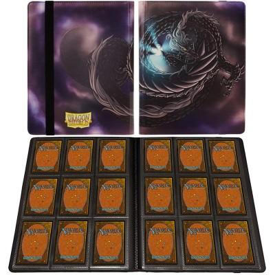 Classeurs et Portfolios Accessoires Pour Cartes Portfolio Dragonshield - A4 Binder 9 Cases - Tao Dong - ACC