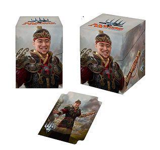 Boite de rangement illustrée Masters 25 - Deck Box - Imperial Recruiter
