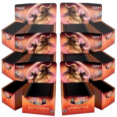 Boites de Boosters Magic the Gathering Battlebond - Carton De 6 Boites De 36 Boosters