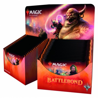 Boites de Boosters Magic the Gathering Battlebond - Boite De 36 Boosters