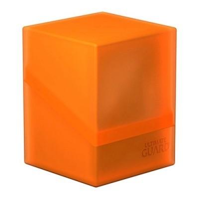 Boites de Rangements Accessoires Pour Cartes Deck Box Ultimate Guard - Boulder 100+ - Poppy Topaz - Acc
