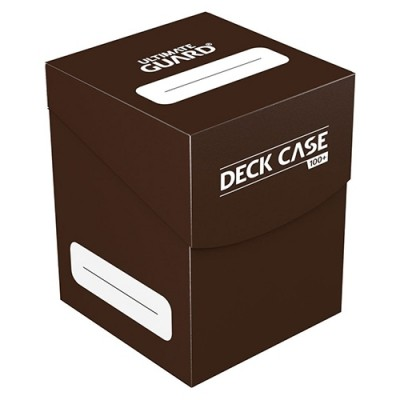 Boites de Rangements  Deck Case 100+ - Marron