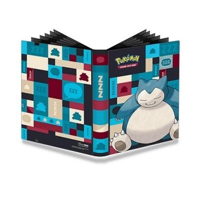 Classeurs et Portfolios Accessoires Pour Cartes Portfolio Ultra Pro - A4 Pro-binder - Pokémon - Snorlax - Acc