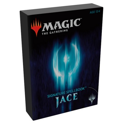 Coffrets Magic the Gathering Signature Spellbook : Jace