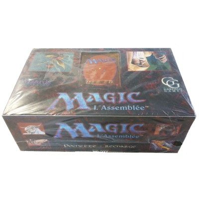 Boites de Boosters Magic the Gathering 3ème Edition / Revised (Bords Blancs) - Boite de 36