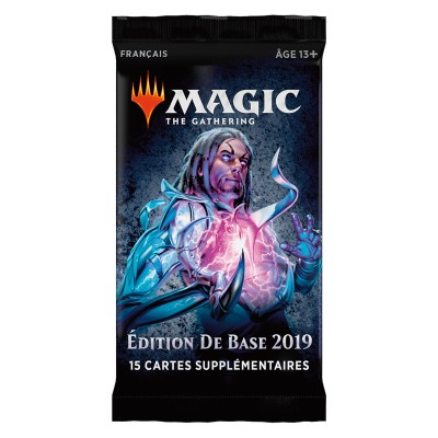 Boosters Magic the Gathering Edition de Base 2019
