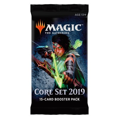 Boosters Magic the Gathering Core Set 2019