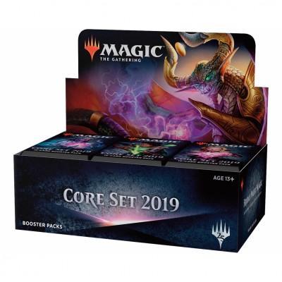 Boites de Boosters Core Set 2019