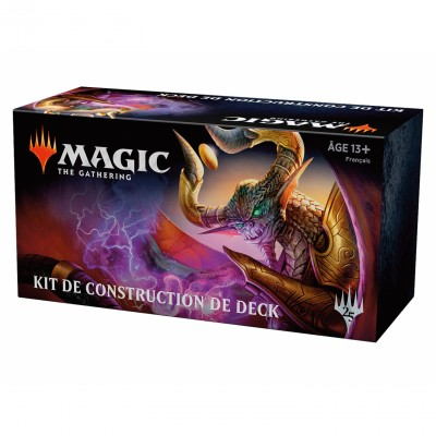 Coffrets Magic the Gathering Edition de base 2019 - Kit de Construction de Deck