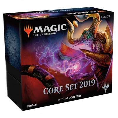 Coffrets Magic the Gathering Core Set 2019 - Bundle
