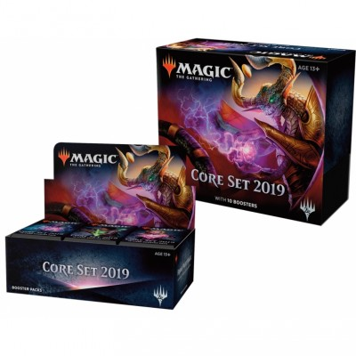 Offres Spéciales Magic the Gathering Core Set 2019 - Small Pack