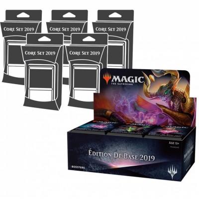 Offres Spéciales Magic the Gathering Edition de Base 2019 - Super Pack
