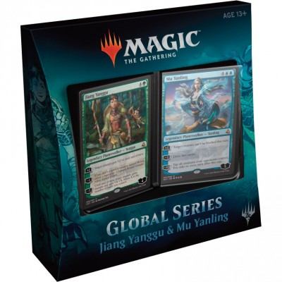 Decks Magic the Gathering Global Series : Jiang Yanggu & Mu Yanling