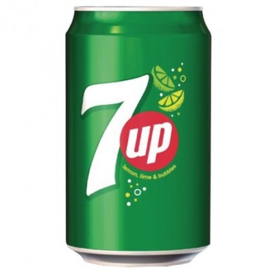 Confiseries  Boisson Canette - 7up