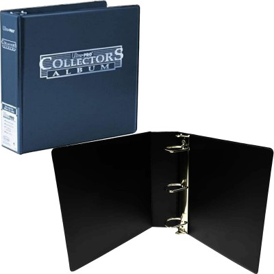 Classeurs et Portfolios  Gros Classeur - Collectors Album - Bleu