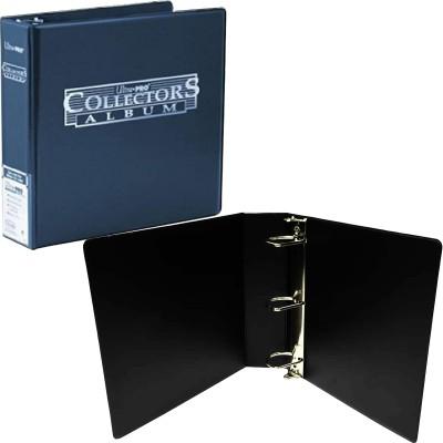Classeurs et Feuilles  Gros Classeur - Collectors Album - Bleu