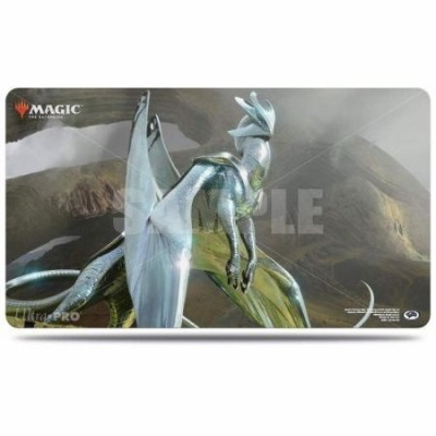 Tapis de Jeu Magic the Gathering Edition de base 2019 - Playmat - Chromium