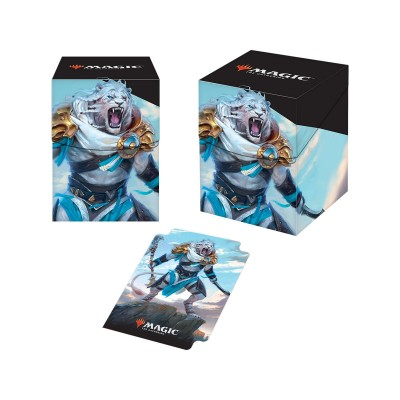 Boites de rangement illustrées Accessoires Pour Cartes Edition de Base 2019 - Deck Box - Ajani