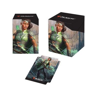 Boites de rangement illustrées Accessoires Pour Cartes Edition de Base 2019 - Deck Box - Vivien