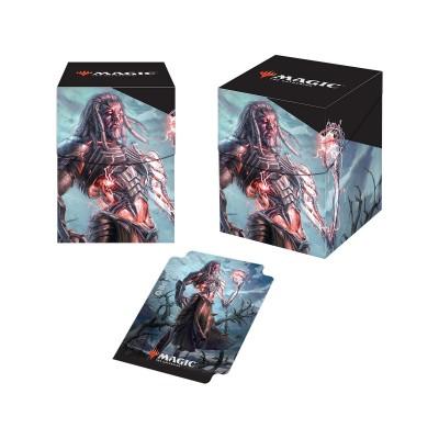 Boites de rangement illustrées Accessoires Pour Cartes Edition de Base 2019 - Deck Box - Tezzeret