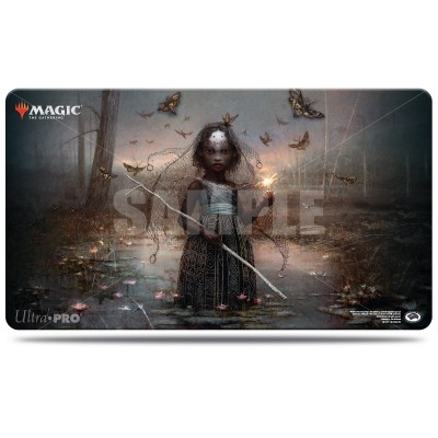 Tapis de Jeu Magic the Gathering Commander 2018 - Playmat - Aminatou, la façonneuse du destin