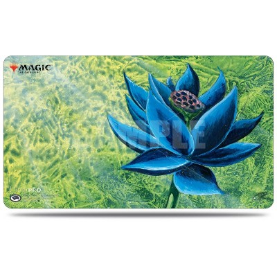Tapis de Jeu Playmat - Black Lotus