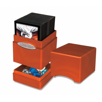 Boites de Rangements Satin Tower - Hi-Gloss Pumkin