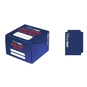 Boites de Rangements Accessoires Pour Cartes Pro Dual 180 - Bleu