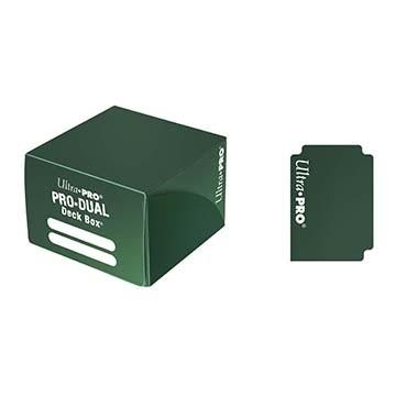 Boites de Rangements Accessoires Pour Cartes Pro Dual 180 - Vert